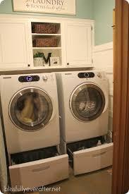 Small Closet Laundry Room Ideas