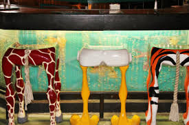 rainforest cafe a little adventure with your meal east animal bar stools e81