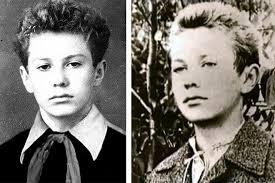 Владимир Жириновский биография фото политика личная жизнь  Владимир Жириновский в детстве