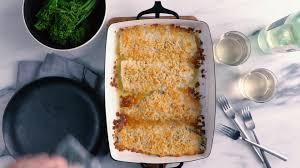 Baked Flounder with Parmesan Crumbs Recipe - Nigel Slater | Food ...