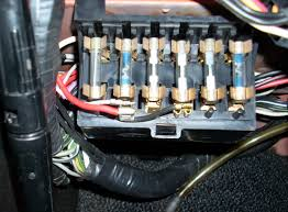 ascona manta fuse box location and details photos needed and finally fusebox side plugs annotated