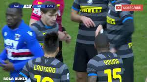 Sampdoria Vs Inter 2-1 | Full Highlights & Goals 2021 - YouTube