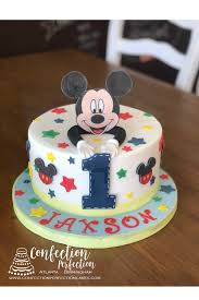 mickey mouse first birthday cake bc 139