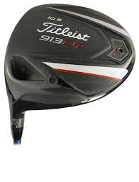 Pre Owned Titleist Golf 913 D2 Driver Left Hand