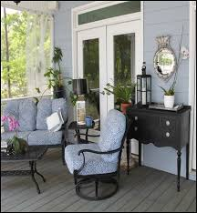 furniture for screened porch. screened porch furniture i like the vintage looking table in back for