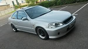 honda civic 2000 modified. Modren Modified Honda Civic Coupe 16 VTI  EM1 2000 160HP And Modified 2