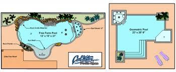 Swimming Pool Designs And Plans Swimming Pool Pool Design Pool