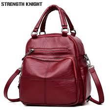 new women leather backpack brands female backpacks high quality schoolbag backpack elegant mochila mujer luxury backpacks malaysia