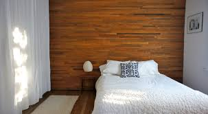 highly regarded white cotton covering platform bed sheet on wood floors as well as subway patterns wood paneling ideas in comfy natural bedroom ideas