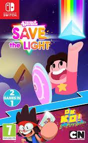 Amazon Com Steven Universe Save The Light And Ok K O Lets