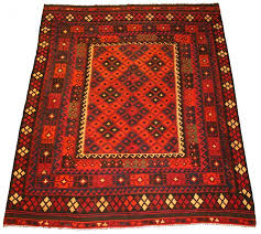 kilim rug afghan x cm large rugs tuscan style living rooms living rooms orange and pink