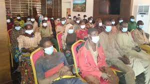 Abducted Kagara Students Regain Freedom