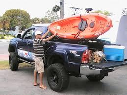 42 Kayak Holder For Truck, Homemade PVC Kayak Rack , Can Store 4 ...