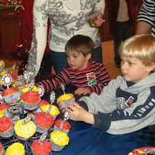 Race Car Party Calebs Disney Cars 3rd Birthday Party Belly