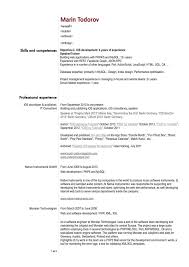 Ios Developer Resume Examples Aceeducation Failedstates Us Within Impressive Ios Developer Resume