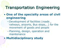 Highway And traffic Engineering