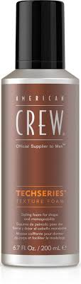 <b>American Crew</b> Techseries <b>Texture Foam</b> | Ulta Beauty