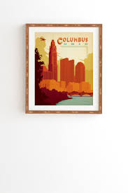 Design Group Columbus Ohio Columbus Ohio Framed Wall Art Anderson Design Group
