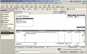 Debit Memo Sample Beauteous Offset AR And AP Using Credit Memo And Credit Accounting