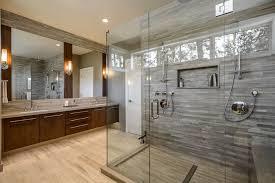 frameless glass shower doors style