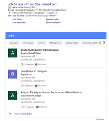Google Launching Jobs Portal In Web Search