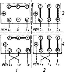 7 4 star delta start of three phase motors 7 2 connection of three phase motors