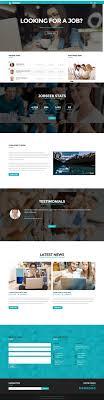 career guidance website templates themes premium bootstrap 3 responsive job board html template