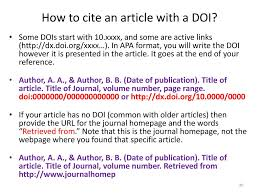 Using Apa Formatting Style Guidelines Revised 4617 Ppt Download