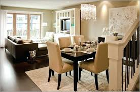 Living Room And Dining Room Ideas Enchanting Dining Room Living Room Combination Small Living Room Kitchen Fair