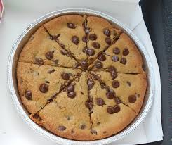 pizza hut chocolate chip cookie.  Chip U201cHerseyu0027s Ultimate Chocolate Chip Cookieu201d From Pizza Hut  KMOM14 Project  365 TakeAPictureADay Throughout Cookie