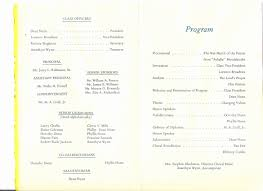 Banquet Program Examples Awesome Church Banquet Program Sample Templates Resume