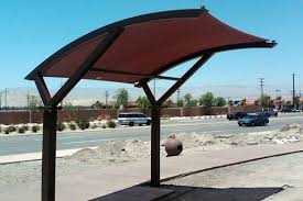 Eclipse Cantilever Shade Structure