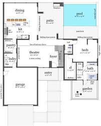 wonderful modern beach home plans modern floor plans 113 best 1000 ideas about house plans on