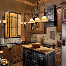 Small Kitchen Pendant Lights Table Light Fixture Interesting Small Kitchen Design With Rustic