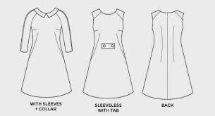 A Line Dress Pattern Magnificent Tilly And The Buttons Introducing The Francoise Sewing Pattern
