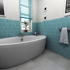 Euston Square Blue Tiles | Walls and Floors | new kitchen ...