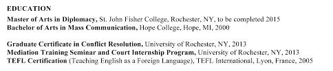 Resume Resume Incomplete Education Drfanendo Worksheets For
