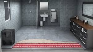 what is the best flooring for a bathroom. Electric Underfloor Heating Systems What Is The Best Flooring For A Bathroom