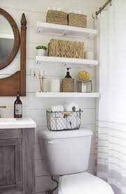 bathroom over the toilet storage ideas. Above The Toilet Bathroom Shelves Over Storage Ideas A
