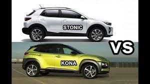2018 kia kona. exellent kia 2018 kia stonic vs hyundai kona and kona a