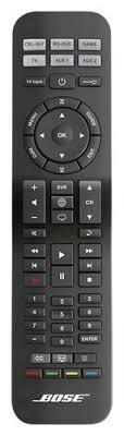 bose remote control. bose® - rc-pws ii universal remote control black bose o