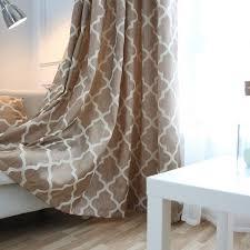 modern window curtains home decoration fashion fabrics for curtains living room plaid cushion fabrics window treatment