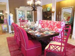 Pink Living Room Chair Maryland Pink And Green Lilly Pulitzer Lifestyle At Palm Avenue
