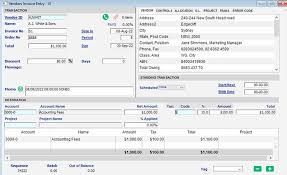 How To Keep Track Of Invoices And Payments Accounts Payable Sapphireone Erp Crm Accounting Software