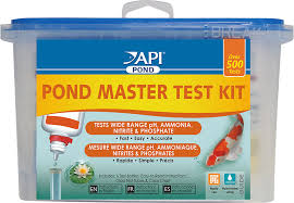 Master Test Kit Chart Api Pond Master Test Kit 500 Count