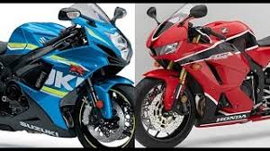2018 honda 600rr. interesting 600rr suzuki gsxr600 vs honda cbr600rr comparison review for 2018 honda 600rr u