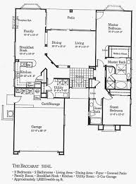 one story house plans with 2 master suites unique 25 master bedroom garage floor plans