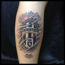 Juventus 1897 Fino Alla Fine Tattoo Tatuaggi Idee Per Tatuaggi