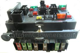 citroen c3 c3 fuse box locations help and advice citroen c3 maxi fuse box attached to engine