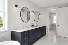 oval shaped frameless wall mirror